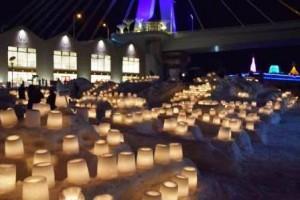 雪灯り祭り02