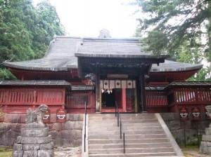 岩木山神社 境内01