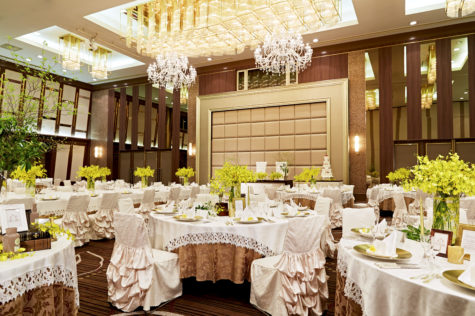<婚礼料理リニューアル記念☆豪華無料試食付> Premium Wedding Fair
