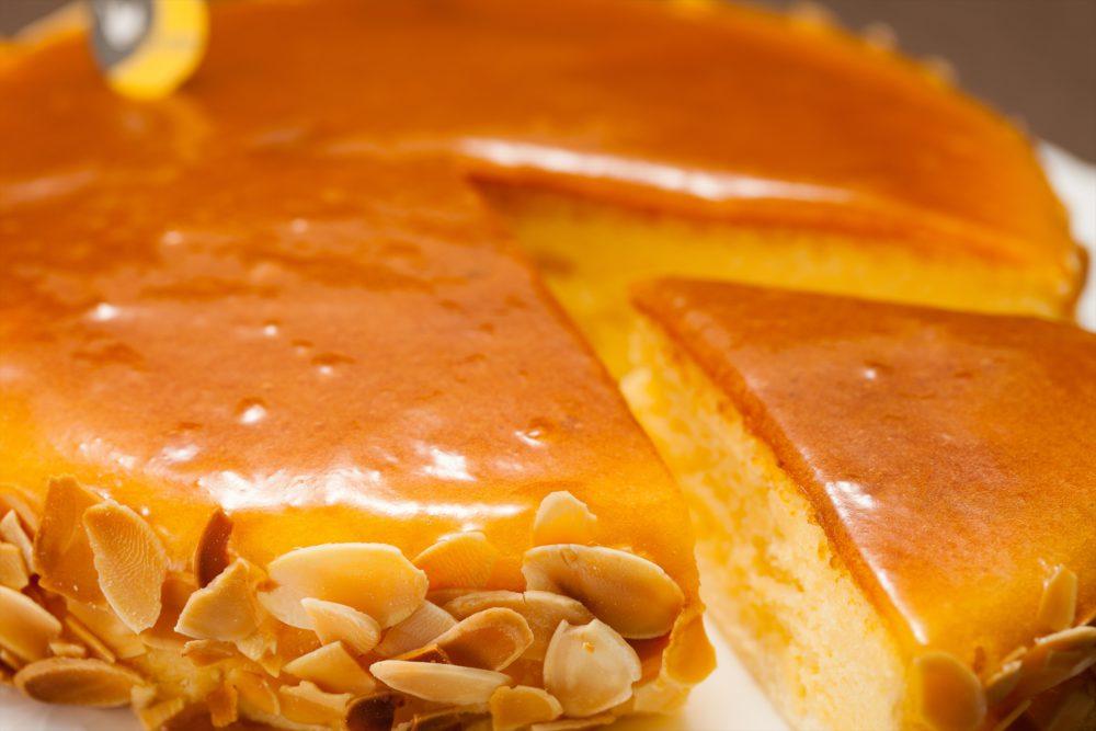 ホテル青森伝統のチーズケーキ